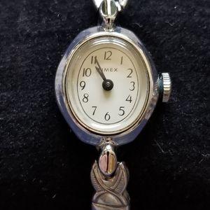Vintage Timex Ladies Wind-up Watch